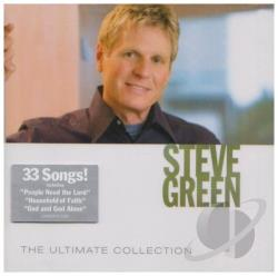 Green, Steve - Ultimate Collection CD Cover Art