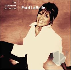 LaBelle, Patti - Definitive Collection CD Cover Art