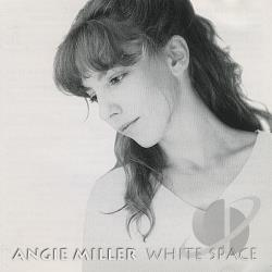 Miller, Angie - White Space CD Cover Art