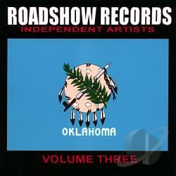 Independent Artists - Roadshow Records Independent Artists Vol 3 CD Cover Art