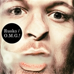 Rusko - O.M.G.! CD Cover Art