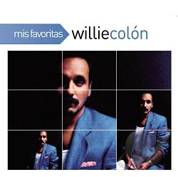 Colon, Willie - Mis Favoritas CD Cover Art