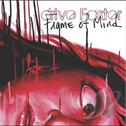Drive Faster - Frame of Mind CD Cover Art