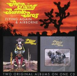 Flying Burrito Brothers - Flying Again/Airborne CD Cover Art