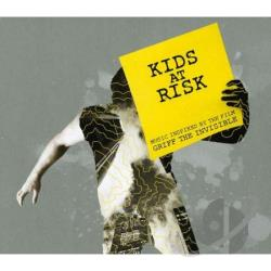 Kids At Risk - Griff The Invisible CD Cover Art