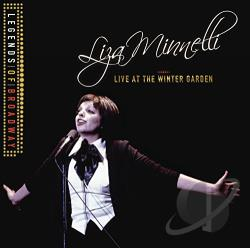 Minnelli, Liza - Live at the Winter Garden CD Cover Art