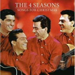The Four Seasons Songs For Christmas Cd Album Holland