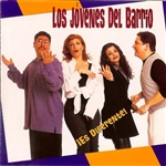 Los Jovenes Del Barrio - Es Diferente CD Cover Art