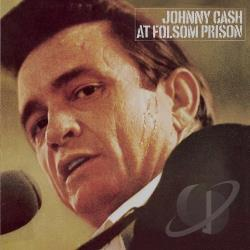 Cash, Johnny - At Folsom Prison CD Cover Art