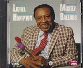 Hampton, Lionel - Mostly Ballads CD Cover Art