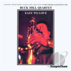 Hill, Buck - Easy to Love CD Cover Art