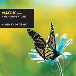 Dj Tiesto - Magik, Vol. 4: A New Adventure CD Cover Art