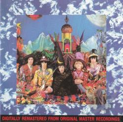 Rolling Stones - Their Satanic Majesties Re CD Cover Art