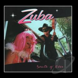 Zuba - South Of Eden CD Cover Art