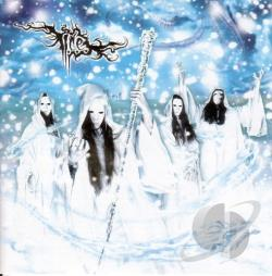 Ice - Apocalyptic End in White CD Cover Art