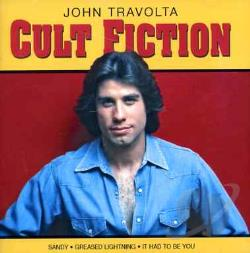 Travolta, John - Cult Fiction CD Cover Art