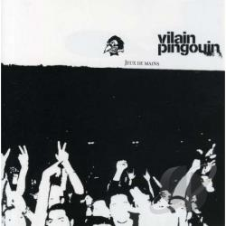 Vilain, Pingouin - Jeux de Mains CD Cover Art