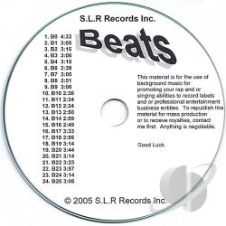 Beats Master - Beats CD Cover Art