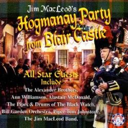 Macleod, Jim - Hogmanay Party from Blair Castle CD Cover Art