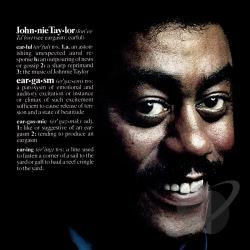 Taylor, Johnnie - Eargasm CD Cover Art