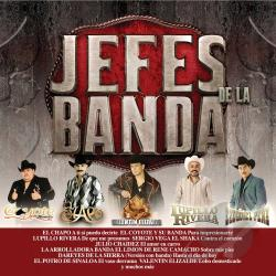 Jefes de La Banda CD Cover Art