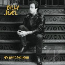 Joel, Billy - An Innocent Man CD Cover Art