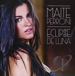 Maite Perroni - Eclipse de Luna CD Cover Art