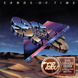 S.O.S. Band - Sands of Time CD Cover Art