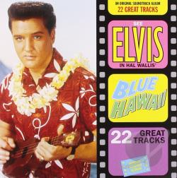 Presley, Elvis - Blue Hawaii CD Cover Art