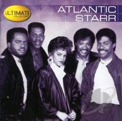 Atlantic Starr - Ultimate Collection CD Cover Art