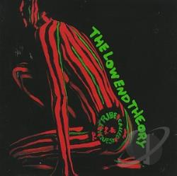 A Tribe Called Quest - Low End Theory LP Cover Art
