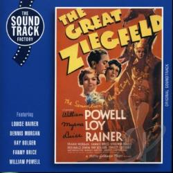Great Ziegfeld CD Cover Art