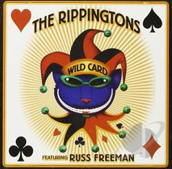 Rippingtons - Wild Card CD Cover Art