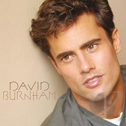 Burnham, David - David Burnham CD Cover Art