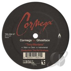 Cormega - Tony Montana LP Cover Art