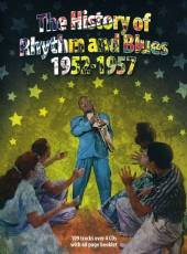 History Of Rhythm And Blues 1952-1957 CD Cover Art