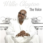 Clayton, Willie - Voice CD Cover Art