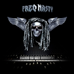 FreQ Nasty - Dread At The Controls DB Cover Art