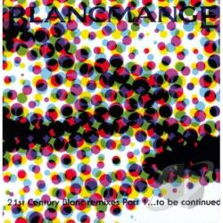 Blancmange - 21ST Century Blanc Remixes Part 1 LP Cover Art