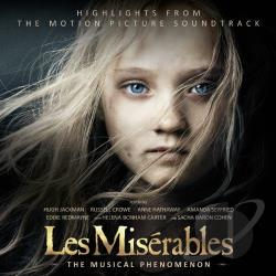 Les Miserables CD Cover Art