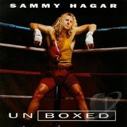 Hagar, Sammy - Unboxed CD Cover Art