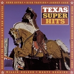 Texas Super Hits CD Cover Art