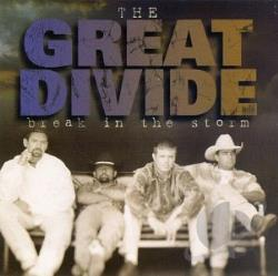 Great Divide - Break in the Storm CD Cover Art