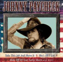 Paycheck, Johnny - Pure Country CD Cover Art