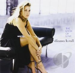 Krall, Diana - Look of Love CD Cover Art