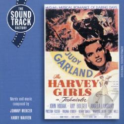 Harvey Girls CD Cover Art