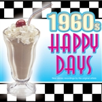 1960S Happy Days (Cat #50796) CD Cover Art