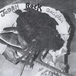 Judah - Rock Deciples CD Cover Art