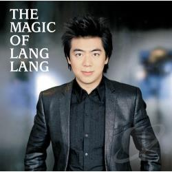 Lang Lang - Magic Of Lang Lang CD Cover Art