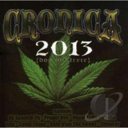 Cronica 2013 Vol. 1 CD Cover Art